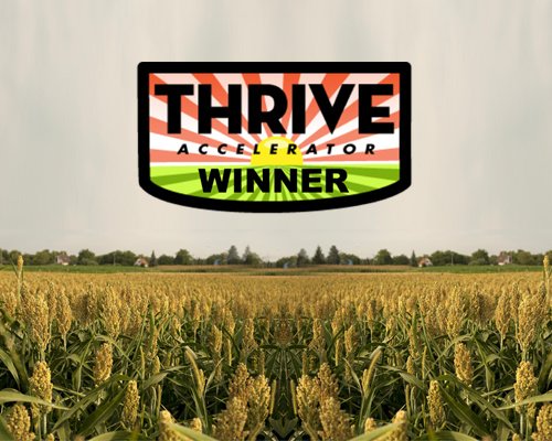 GeoVisual becomes THRIVE AgTech Accelerator finalist (again!)