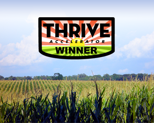 GeoVisual wins THRIVE AgTech Accelerator competition