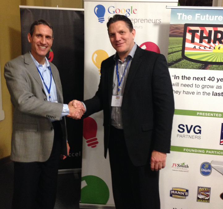 GeoVisual wins Silicon Valley Competition for Precision Ag Innovations