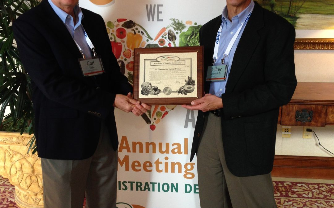 GeoVisual wins Shark Tank Pitch Competition at Western Growers Association Annual Meeting